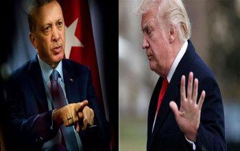 اردوغان خطاب به ترامپ: دست از حمایت گروههای تروریستی در منطقه بردارید