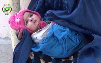 استفاده از طفل چهارماهه بخاطر انتقال مواد انفجاری