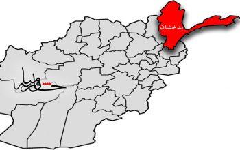 ولسوالی زیباک، گذرگاه امن مخالفان مسلح دولت از پاکستان به افغانستان