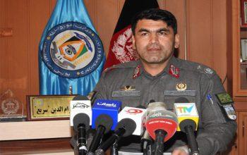 کشته و زخمی شدن 9 طالب مسلح در ولایت بغلان