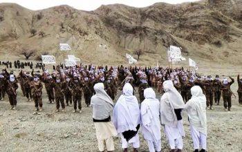گروه تروریستی طالبان در سرپل اکادمی نظامی ایجاد کرده اند