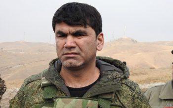 فرمانده پولیس بغلان: خط نخست طالبان در قریه خلازایی شکستانده شد