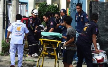 21 کشته و زخمی در انفجار جنوب تایلند
