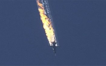 داوود اوغلو: اردوغان دستور داد تا جنگنده روس را ساقط کنیم