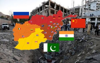 افغانستان در باتلاق جنگهای استخباراتی