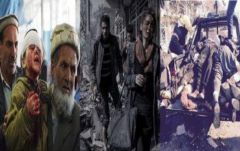 مردم افغانستان تا چهوقت بر جنازه هموطنان شان گریه کنند؟