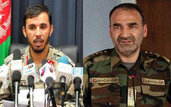 جنرال رازق: من به امضای این حکومت مقرر نشده ام و حکومت نمی تواند مرا برکنار کند