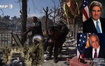 حضور آمریکا بر مشکلات در افغانستان افزوده است