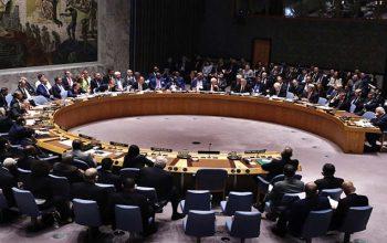 نشست بی نتیجه شورای امنیت در باره حمله ترکیه به سوریه