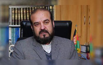 گلاجان عبدالبدیع صیاد به حیث رییس کمیسیون مستقل انتخابات تعیین شد
