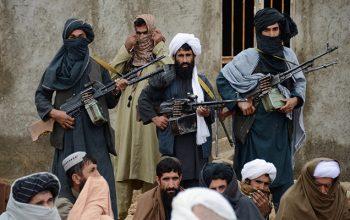 طالبان مسلح 8 پولیس را در ولایت فراه کشتند