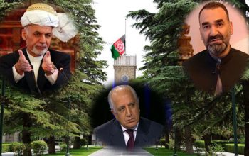 زلمی خلیلزاد مشروعیت نداشته حکومت وحدت ملی را زیر سوال میبرد