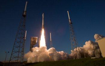 پرتاب ماهواره جاسوسی آمریکا به مدار زمین با شکست مواجه شد