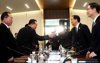 آغاز مذاکرات رسمی کوریای شمالی و جنوبی، پس از دو سال