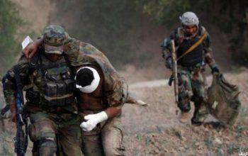 18 سرباز امنیتی در ولایت بلخ کشته شدند