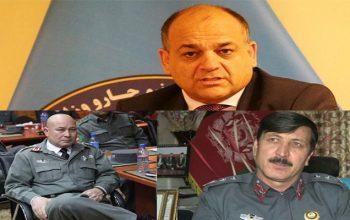 وزارت داخله: در مورد آمرین حوزه 3 و حوزه 6 به زودی تصمیم گرفته خواهد شد