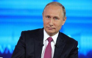 حمایت افراد سرشناس روس از نامزدی پوتین در انتخابات ریاست جمهوری