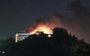 5 کشته و 6 زخمی در حمله مهاجمان مسلح بر هوتل کانتیننتال