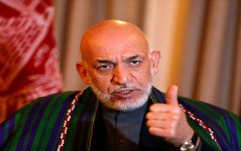 مخالفت کرزی با اقدام نظامی آمریکا بر ضد پاکستان