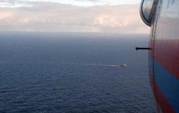یک کشتی روسی با 21 سرنشین در دریای جاپان ناپدید شد