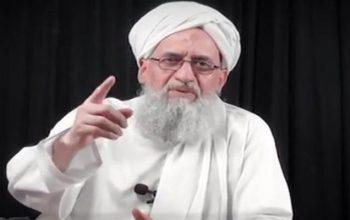 رهبر القاعده: اسلامگراها شریعت را فراموش کرده اند