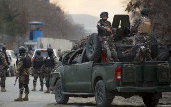 کارمندان امنیت ملی کاپیسا در ولایت پروان کشته شدند