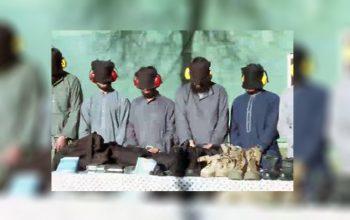 ریاست امنیت ملی یک گروه 13نفری داعش را در کابل بازداشت کرد