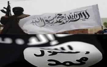 ملاغضنفر سرگروپ گروه تروریستی داعش به گروه طالبان مسلح پیوست