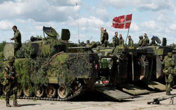 آمادگی دانمارک برای مقابله نظامی با روسیه