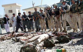 یک فرمانده مشهور گروه طالبان مسلح در فاریاب کشته شد