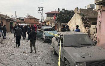 کشته شدن 57 تن در حمله ترکیه به شهر عفرین سوریه