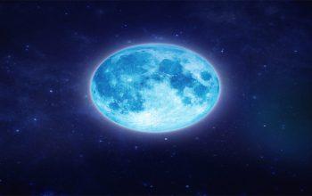 رخداد مهم نجومی در افغانستان؛ بعد از 150 سال زمین میزبان «ماه آبی» است