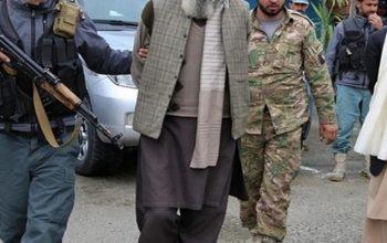 بازداشت مسوول نظامی طالبان مسلح با 500 کیلوگرام مواد انفجاری در ولایت سمنگان
