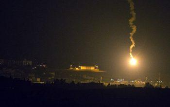 حملات هوایی رژیم اسرئیل به نوار غزه