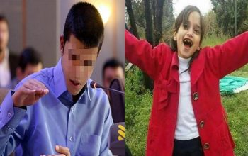دولت ایران، قاتل ستایش قریشی دخترخردسال افغانستانی را صبح امروز اعدام کرد