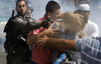 از زمان تصمیم ترامپ درباره قدس تاکنون 5400 فلسطینی زخمی شده اند