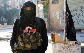 زنان عضو گروه تروریستی داعش در عراق اعدام می شوند