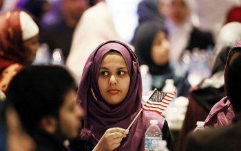 افزایش چشمگیر مسلمانان در آمریکا