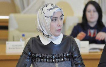 اولین زن مسلمان، رقیب پوتین در انتخابات ریاست جمهوری روسیه