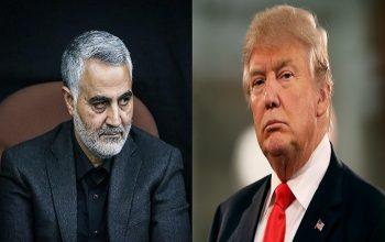 مجوز ترور سردار سلیمانی از سوی ترامپ صادر شد