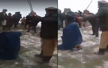 پولیس تخار 3تن را در پیوند به لت و کوب یک خانم در ولسوالی چاه آب بازداشت کرد