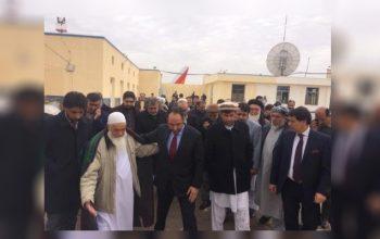 سفر غیر منتظره صلاح الدین ربانی به هرات