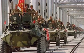 26 دلو سالروز خروج قشون سرخ شوروی از افغانستان