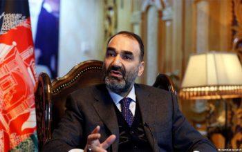 تظاهرات مسالمت آمیز در نیمی از افغانستان به حمایت از استاد عطا