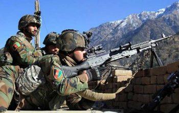 وزارت دفاع: طالبان در فراه جز نابودی هیچ راه ندارند
