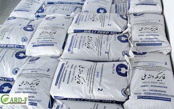 فابریکهی بزرگ «دانهی ملی» در کابل به تولید آغاز کرد