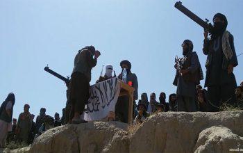 از محاصره ولسوالی کوهستان فاریاب دو ماه گذشت؛ 98 درصد خاک این ولسوالی در دست طالبان