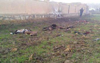 کشته و زخمی شدن 4 طالب مسلح در ولایت تخار