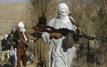 کشته شدن 9 جنگجوی خارجی گروه طالبان مسلح در ولایت بدخشان