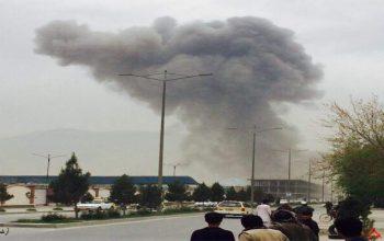 انفجار در ساحه شش درک کابل یک کشته و 6زخمی برجا گذاشت